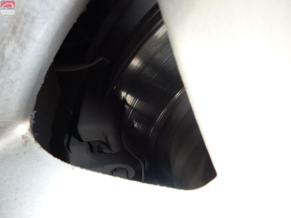brake rotor wear