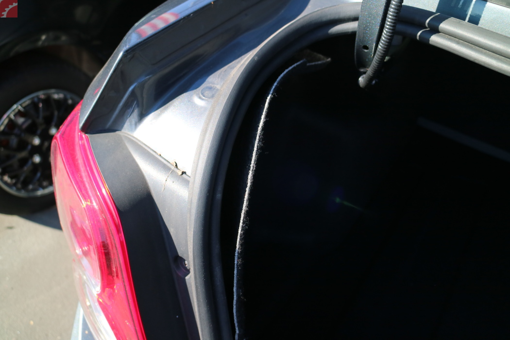 TRUNK TRIM LOOSE