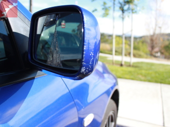 Passenger Side Mirror Broken