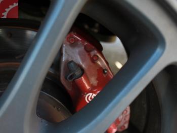 Brake Caliper Paint Faded