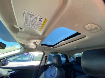 SUNROOF DOES NOT OPEN