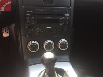 CENTER CONSOLE AND STICK SHIFT