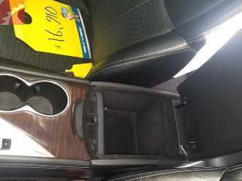 CENTER CONSOLE COMPARTMENT
