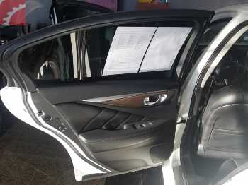 LEFT REAR DOOR PANEL