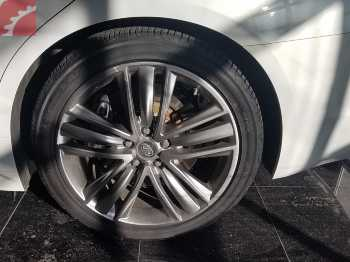 LEFT REAR TIRE AND WHEEL