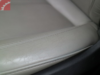 DRIVER SEAT BOLSTER WEAR
