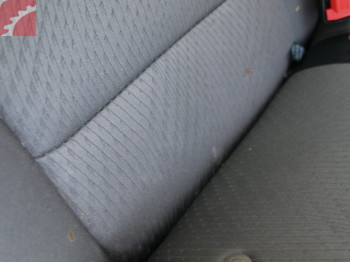 STAINS FRONT PASSENGER SEAT