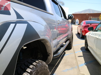 TRUCK BED FITMENT IS OFF BY GREATER THEN 1