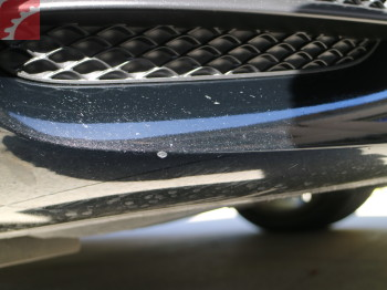 ROCK CHIPS FRONT BUMPER